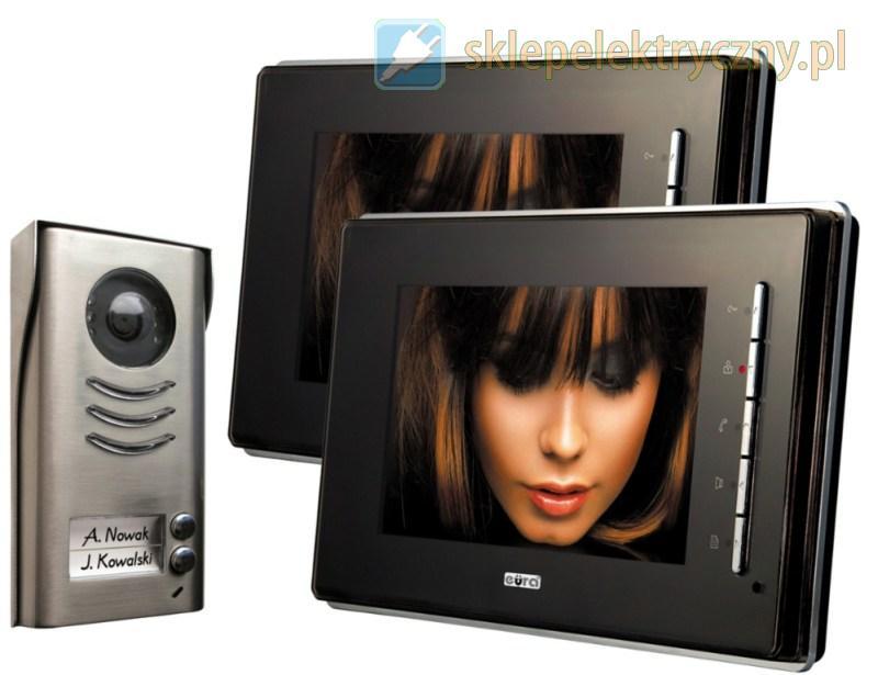 wideodomofon, domofon, wideodomofon bezprzewodowy